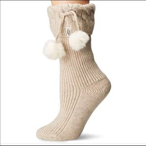 UGG Women's Short Rain Boots Socks